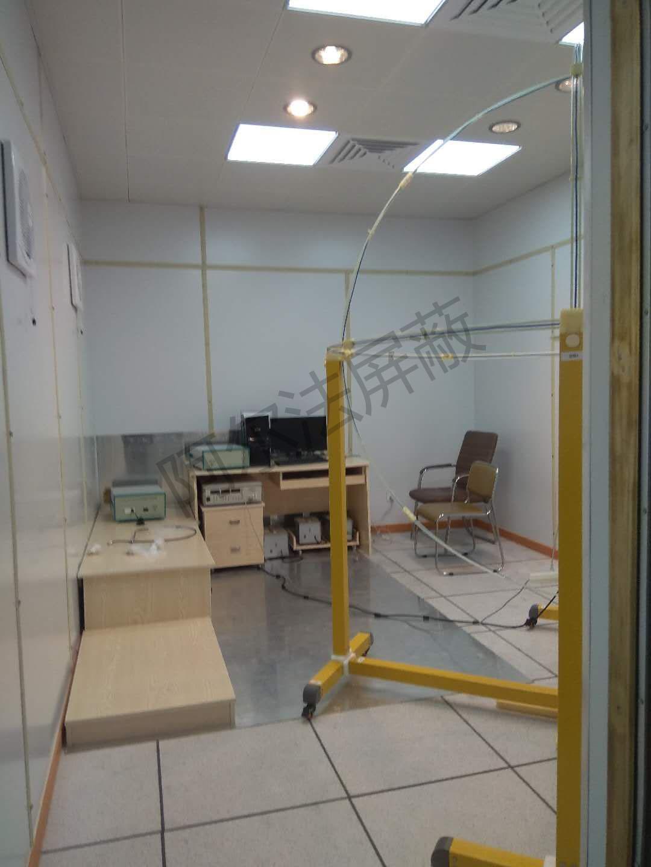 拼装屏蔽室