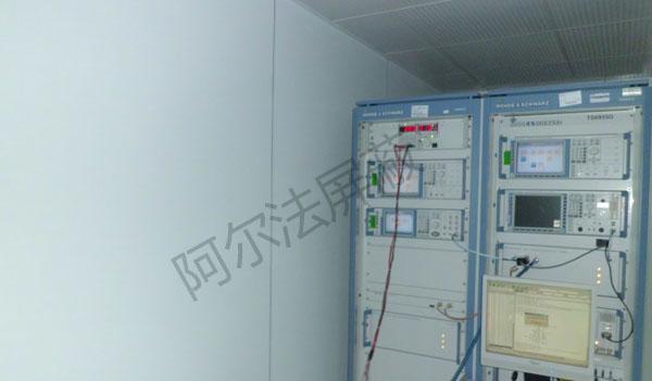 AJZ 钢板直贴式屏蔽室(机房)