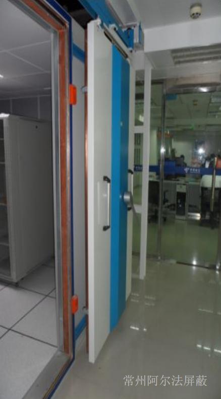 手动锁紧屏蔽门(AJM-SD)